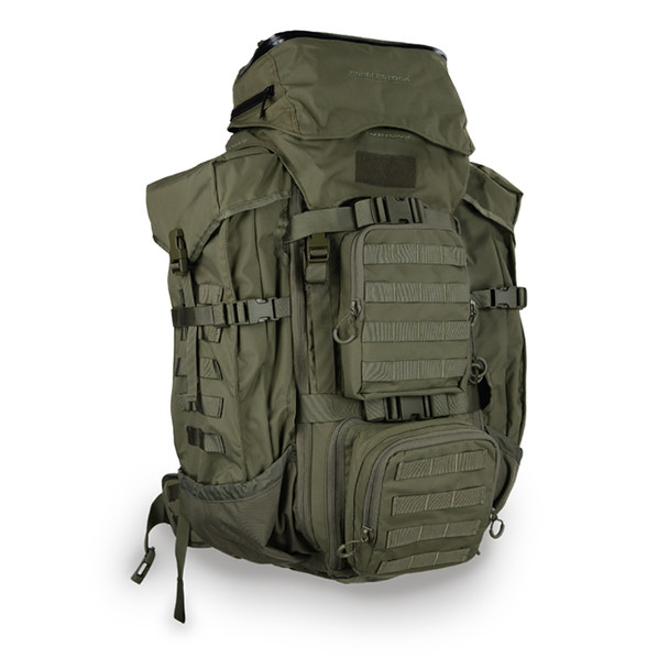 EBERLESTOCK Terminator Military Green Backpack (F4MJ)