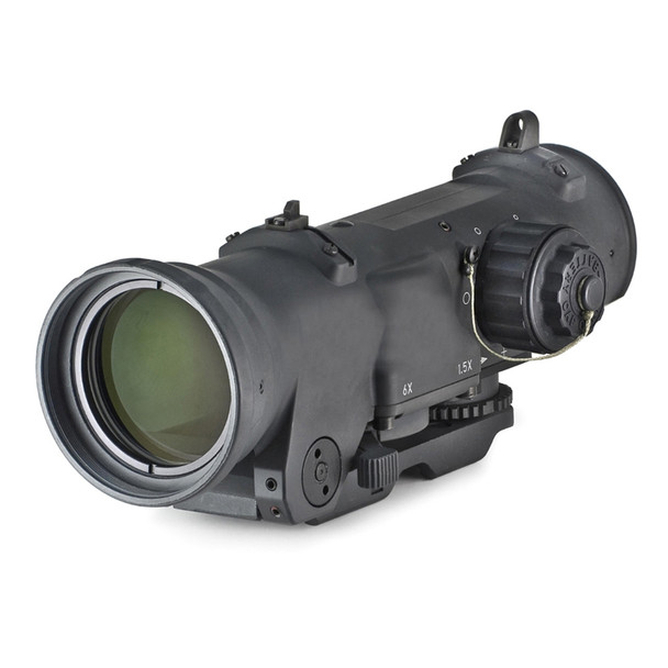 ELCAN Specter DR 1.5-6x 7.62 CX5396 Ballistic Reticle Scope (DFOV156-C2)