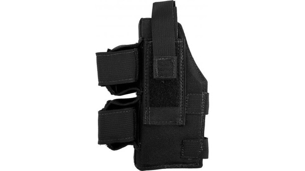 ELITE SURVIVAL SYSTEMS MOLLE Taser X26 Right Hand Black Holster (ME501-B-RH)