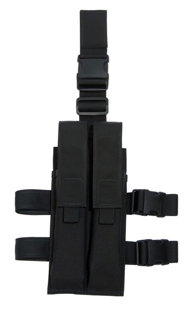 ELITE SURVIVAL SYSTEMS FN P90/PS90 Black Tactical Thigh Magazine Pouch (MMCP90-B)