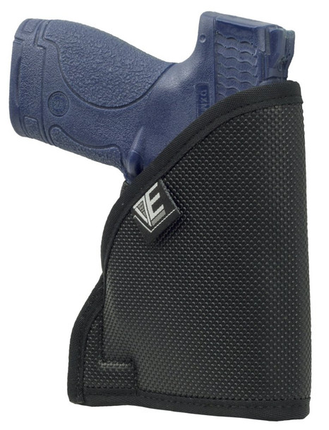 ELITE SURVIVAL SYSTEMS Pocket Holster for S&W M&P Shield with Laser (PH-2XL)