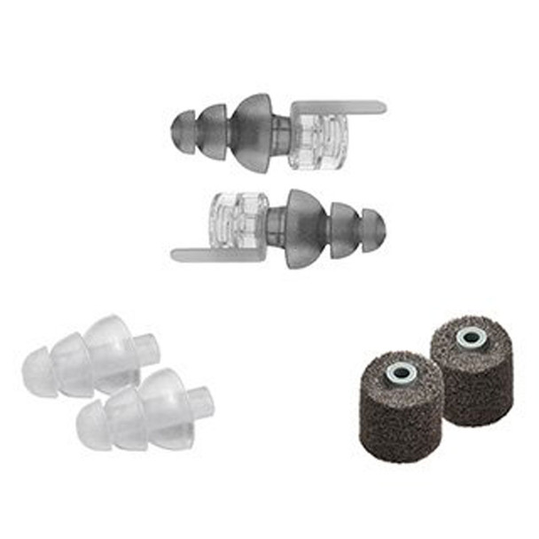 ETYMOTIC RESEARCH ER20 XS Motorsports High-Definition Earplugs In Clamshell (ER20XS-MS-C)