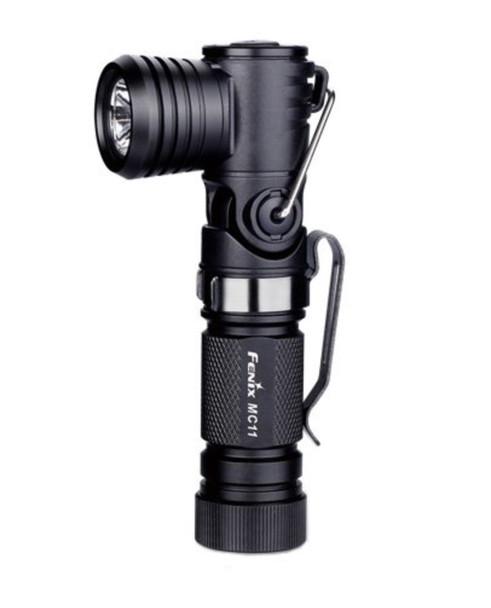 FENIX MC11 2014 155 Lumens Multi-functional Angle LED Flashlight (FX-MC11G2)