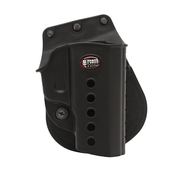 FOBUS H&K USP 45 Right Hand Tactical Evolution Paddle Holster (HK2)