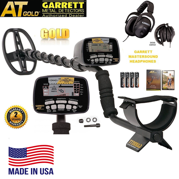 GARRETT AT Gold Metal Detector (1140680)