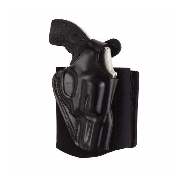GALCO Ankle Glove Sig Sauer P238 RH Black Ankle Holster (AG608B)