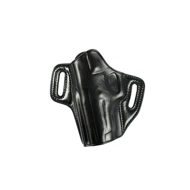 GALCO Concealable FN FNP 9,40 Left Hand Leather Belt Holster (CON481B)