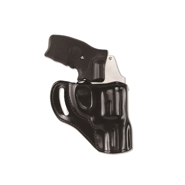 GALCO Hornet S&W J Frame 640 Cent 2.1in Right Hand Leather Belt Holster (HT158B)