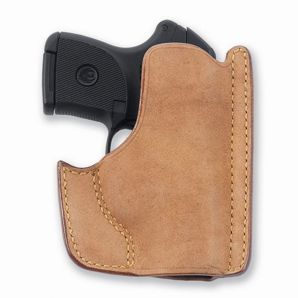 GALCO Front Pocket S&W J Frame Ambidextrous Horsehide,Leather Pocket Holster (PH158)