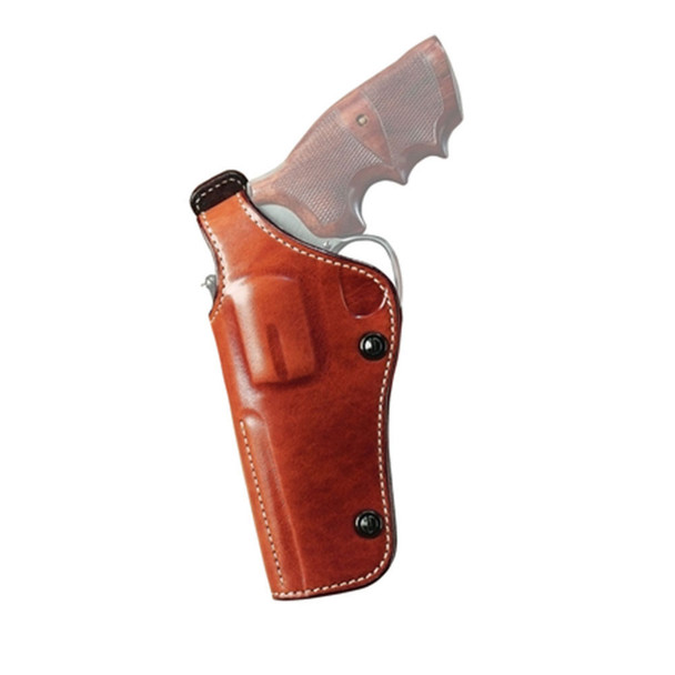 GALCO Dual Position Phoenix S&W L Frame 686 6in Left Hand Leather Belt Holster (PHX107)