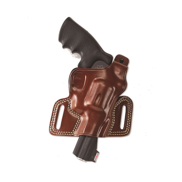 GALCO Silhouette High Ride Beretta 92F,FS Right Hand Leather Belt Holster (SIL202)