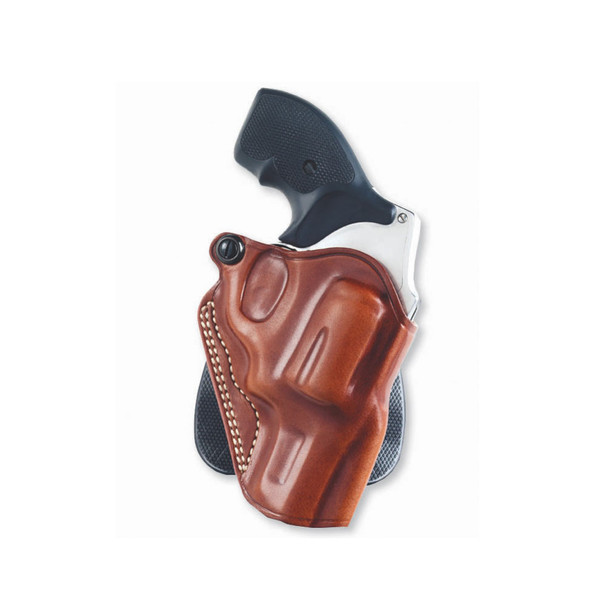 GALCO Speed S&W J Frame Right Hand Leather Paddle Holster (SPD158)