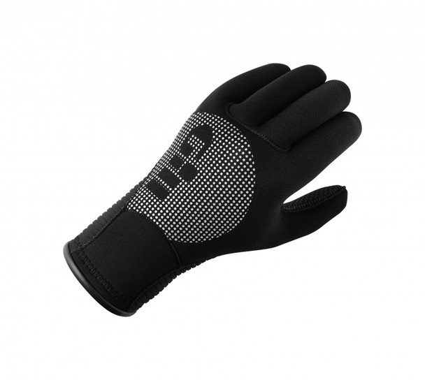 GILL Neoprene Black Winter Gloves (7672BJ)