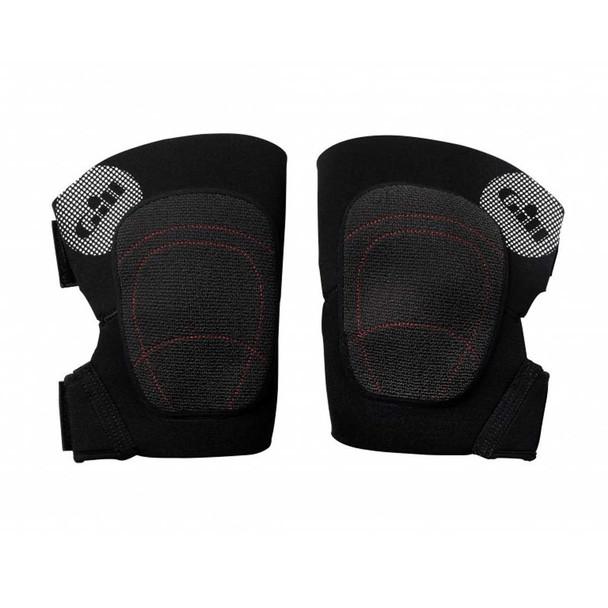 GILL Neoprene Knee Black Pads (4519B)