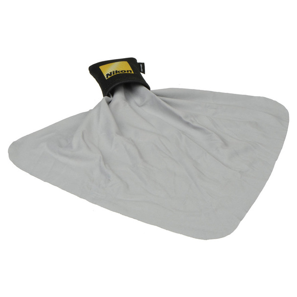 NIKON Large Micro Fiber Cleaning Cloth (16142)