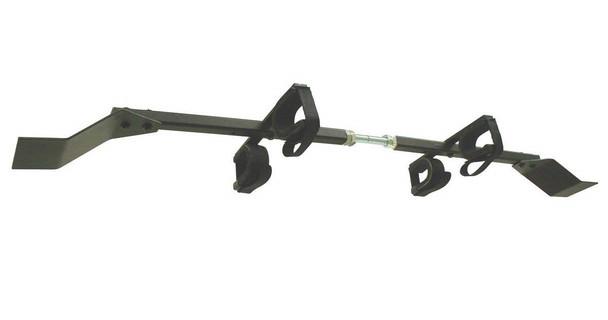 GREAT DAY Center-Lok Overhead 2 Gun Rack for Trucks (CL1500)