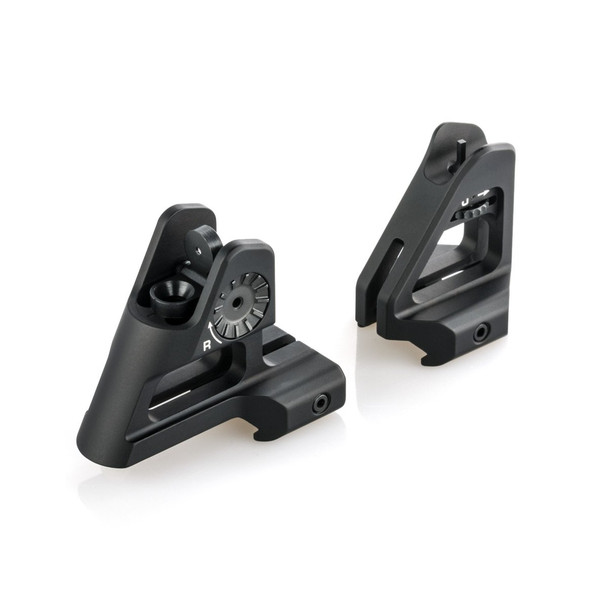 SCALARWORKS On Point Fixed Front and Rear Iron Sight Set (SW1000)