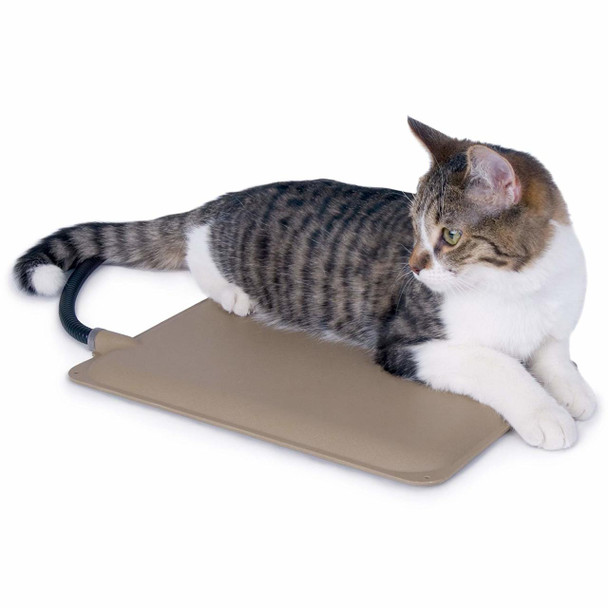 K&H Extreme Weather 25W Tan Petite Kitty Pad (3060)
