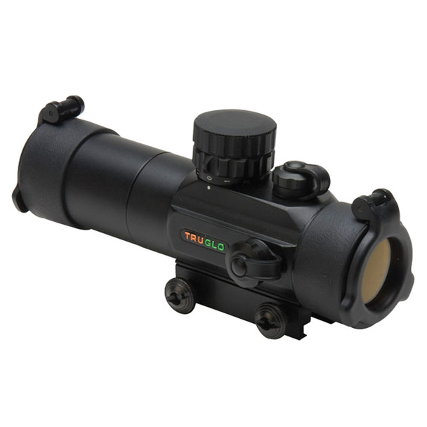 TRUGLO Gobble Stopper Dual Color Reticle 30mm Shotgun Red Dot Sight (TG8030GB)