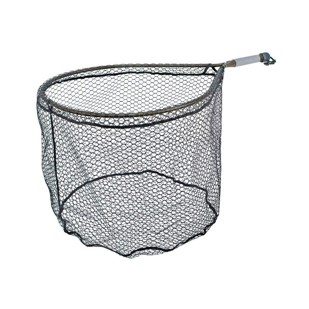 MCLEAN Long Handle L Weigh Rubber Net (R100)