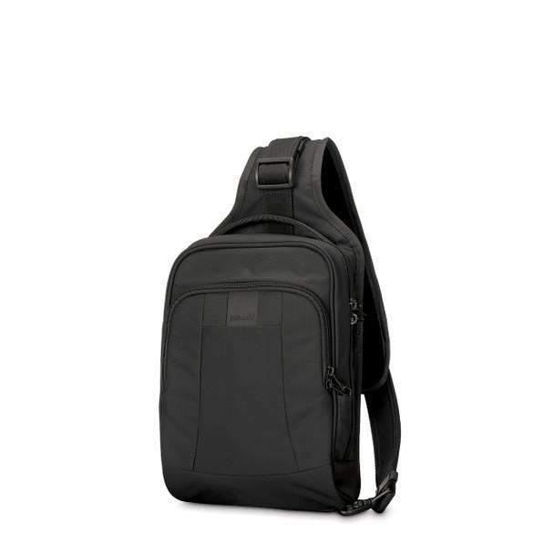 PACSAFE Metrosafe LS150 Anti-Theft Black Sling Backpack (30415100)