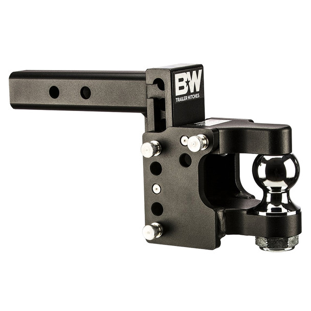 B&W Tow & Stow Pintle 2in Ball Hitch (TS10055)