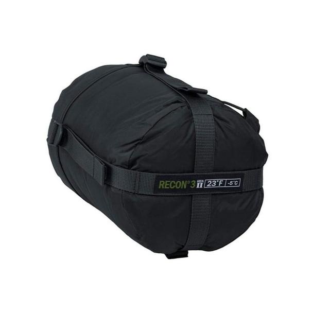 ELITE SURVIVAL SYSTEMS Recon 3 Black Sleeping Bag (RECON3-B)