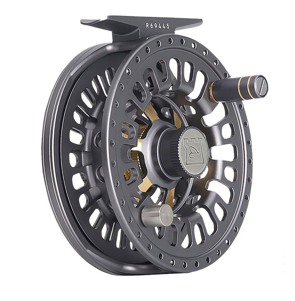 HARDY Ultralite MA Titanium Fly Fishing Reel (HREMADT030)