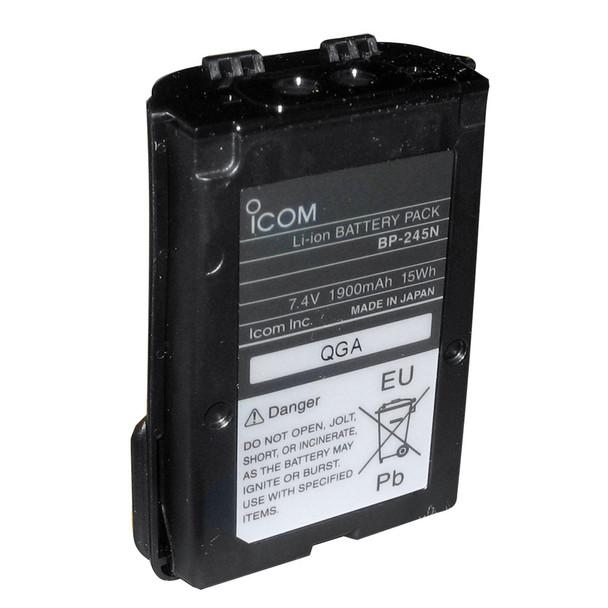 ICOM M72/M73 2000mAh Li-ion Battery (ICOM-BP245N)