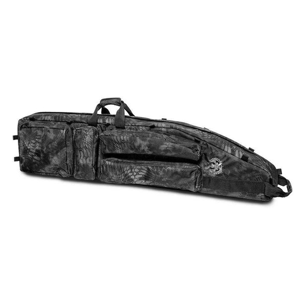 KRYPTEK Chris Kyle Legend 52in Typhon Tactical Drag Bag (16CKFAT52DB)