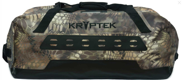 KRYPTEK Aegean Waterproof Duffel 105L Highlander Bag (17AEGAH105D)