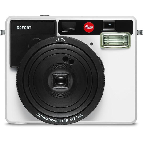 LEICA Sofort White Instant Film Camera (19100)