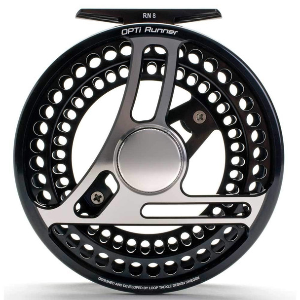 LOOP USA Opti Runner LH Fly Reel (DIR-ORUB-L)
