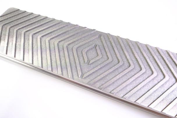 NANOHONE NL-4 130 Microns 60 mm x 240 mm Ridge Tech Lapping Plate (NL-4)