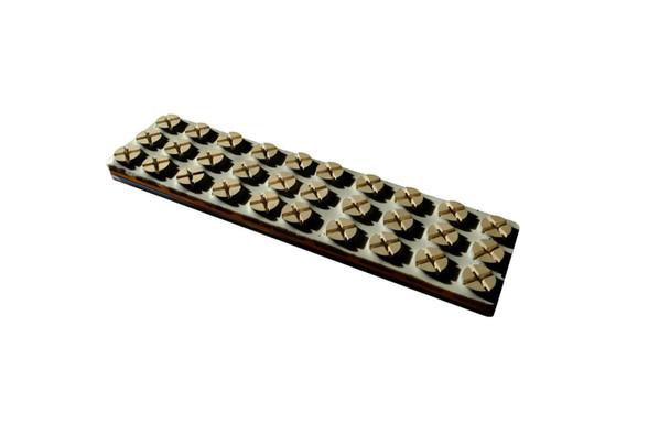 NANOHONE NL-8 50 Microns 60 mm x 240 mm Button Tech Lapping Plate (NL-8)