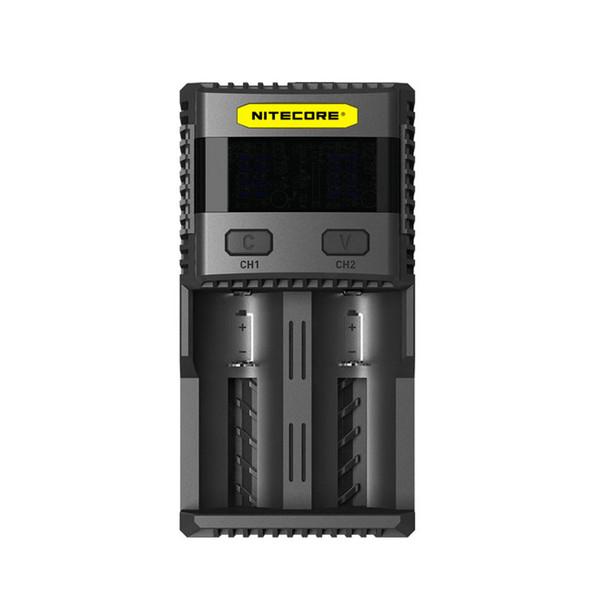 NITECORE SC2 Dual-Slot Superb Battery Charger (CHG-NITE-SC2)