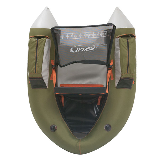 OUTCAST Fish Cat 4-LCS Float Tube (200-000103)