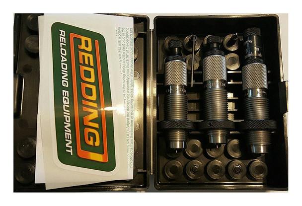 REDDING 6.5 Creedmoor Premium Series Deluxe Die Set (68446)