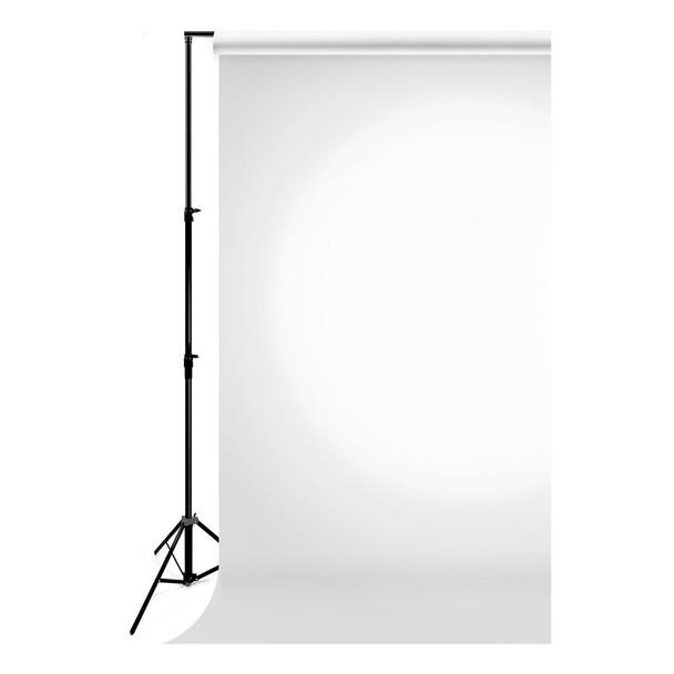 SAVAGE UNIVERSAL Trans-Lum 60inx18 Lightweight White Backdrop (36018)