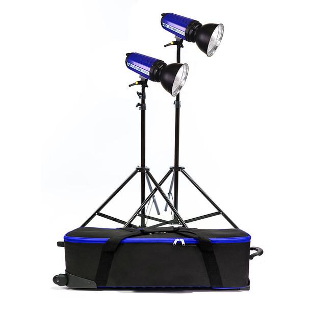 SAVAGE UNIVERSAL 2000 Watt Location Light Kit (LED2000K)
