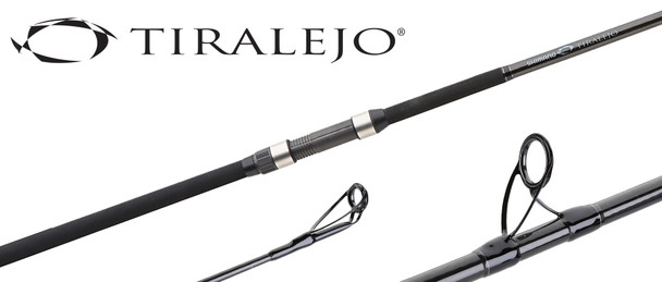 SHIMANO Tiralejo 9ft6in Med Surf Spinning Rod (TRS96MA)
