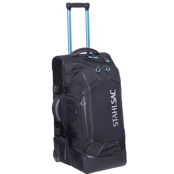 STAHLSAC Steel 27in Black Wheeled Bag (888911-BLK)