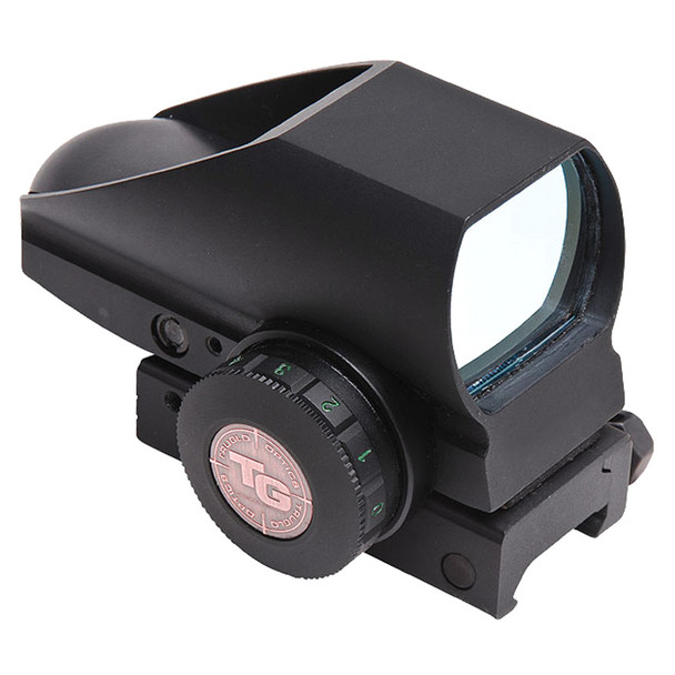 TRUGLO Tru Brite Dual Color Open Red Dot Sight, Clamshell Pack (TG8385B)
