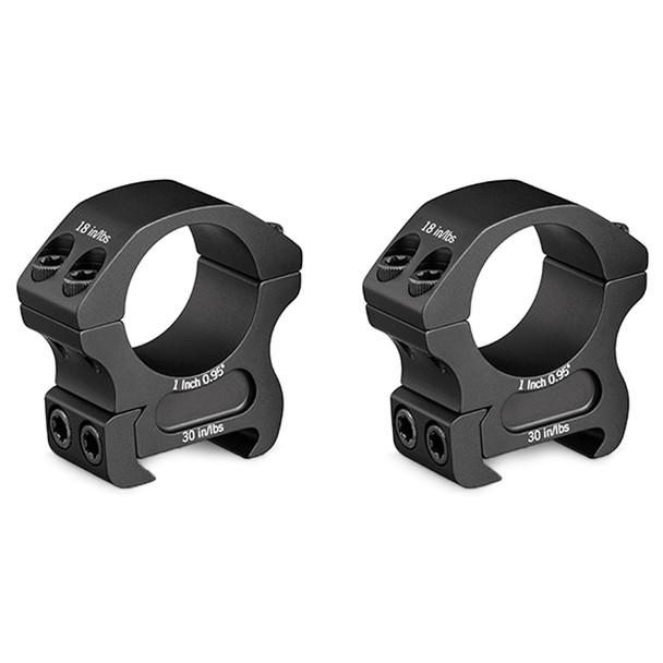 VORTEX Pro Series 1in Medium Rings (PR1-M)