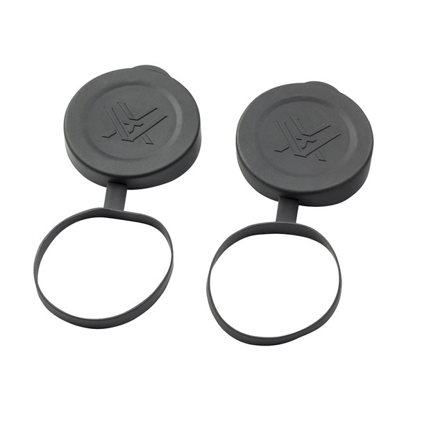 VORTEX Tethered Objective Lens Caps for Kaibab HD 56mm Binoculars (SW64)