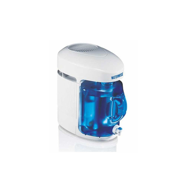 WATERWISE 9000 w/1 Gallon Bottle White Distillers (9012)
