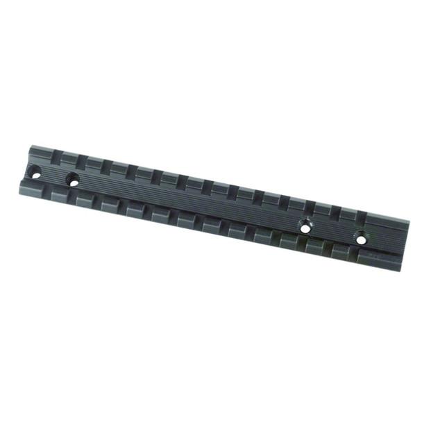 WEAVER 1 Piece Base Black Multi Slot Ruger 10/22 (48335)