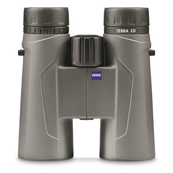 ZEISS Terra ED 10x42 Grey Binoculars (524204-9907-000)