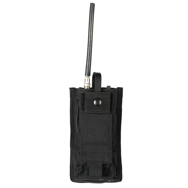 BLACKHAWK Strike Radio Black Molle Pouch