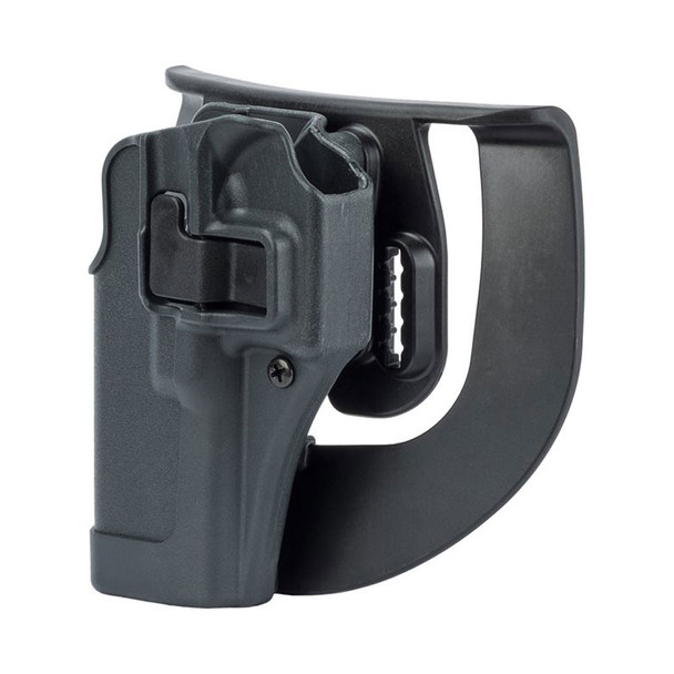 BLACKHAWK Serpa Level 2 Glock 20,21,37 & S&W M&P Left Hand Sportster Holster (413513BK-L)